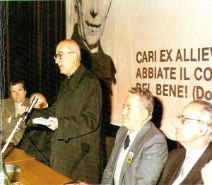 Don Giuseppe Zambarbieri Terzo Successore di don Orione
